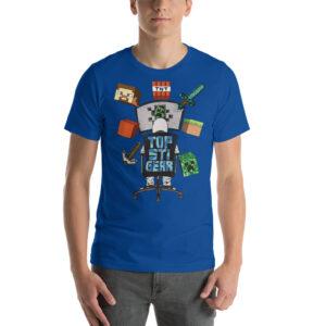 TopStiGear Crafting Unisex T-Shirt