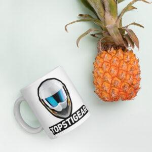 TopStiGear Helmet Logo Mug