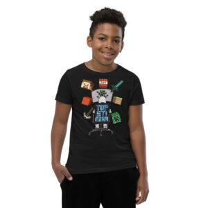 TopStiGear Crafting Youth T-Shirt