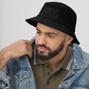 Infineight Stealth Logo Bucket Hat