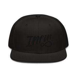 Infineight Stealth Logo Snapback Hat