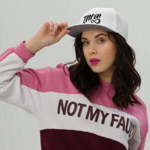 Infineight Logo Snapback Hat