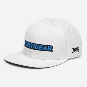 TopStiGear Logo Snapback Hat