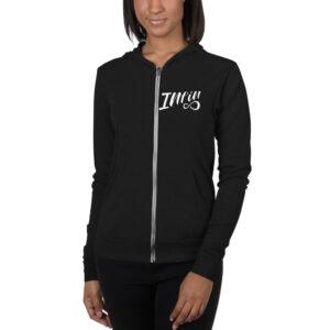 Infineight Logo Unisex Zip Hoodie