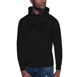 Infineight Stealth Logo Unisex Hoodie
