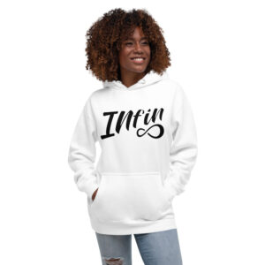 Infineight Logo Unisex Hoodie