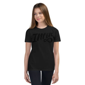 Infineight Stealth Logo Youth T-Shirt