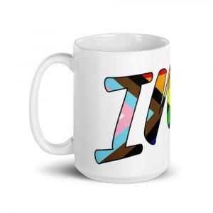 Infineight Pride Logo Mug